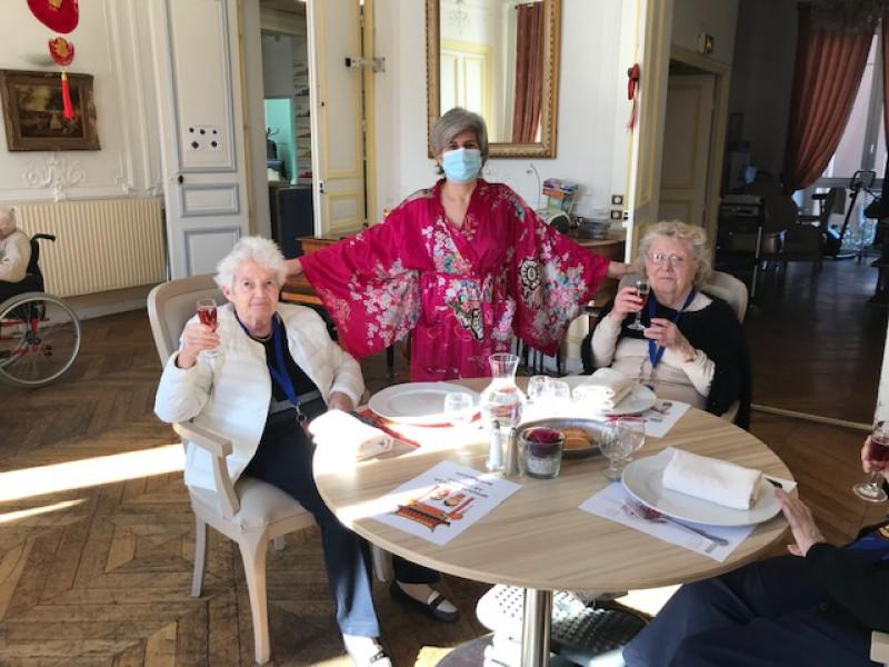 résidence médicalisée SEDNA France